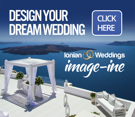 Design your dream wedding - Ionian Weddings Image-ine - Click here