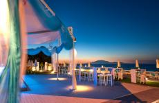 Akrotiri Seafront private wedding