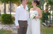 Abi & Chris, Corfu wedding