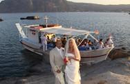 Tara & Paul, St Stefanos Island Kos