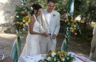Shanta & Matt, Lefkada Wedding