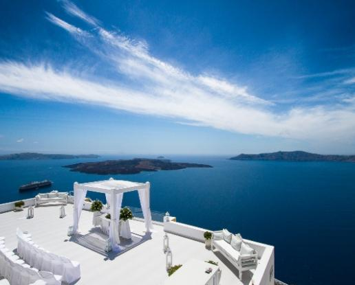 Weddings in Santorini | Ionian Weddings
