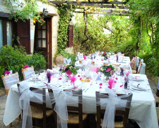 Private hire wedding venues in the mediterranean ionian for Small private wedding venues