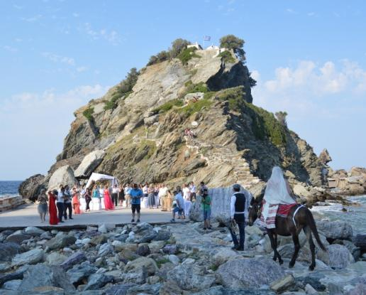 skopelos ionian weddings