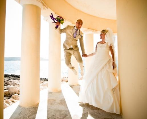 Wedding Gifts For Couples Argos : Argostoli Lighthouse and Watermill Wedding Ionian Weddings
