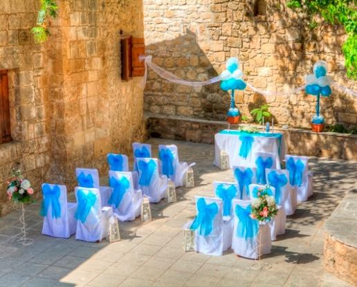 Ottoman Baths Wedding Paphos Ionian Weddings