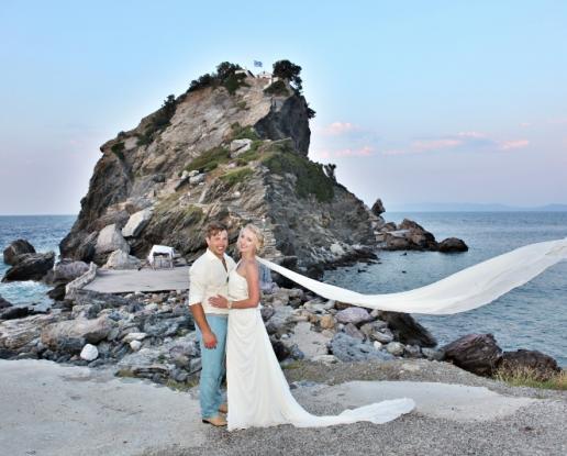 Skopelos Ionian Weddings