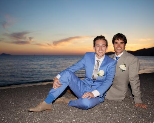 Gay Weddings Ionian Weddings