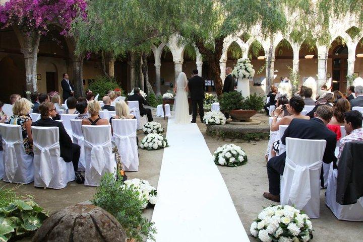 d838509cf Sorrento Sea View Villa Wedding   Reception